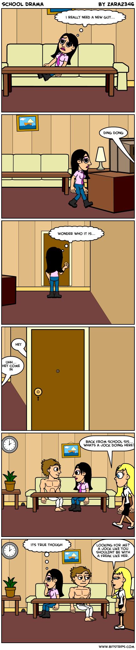 school drama