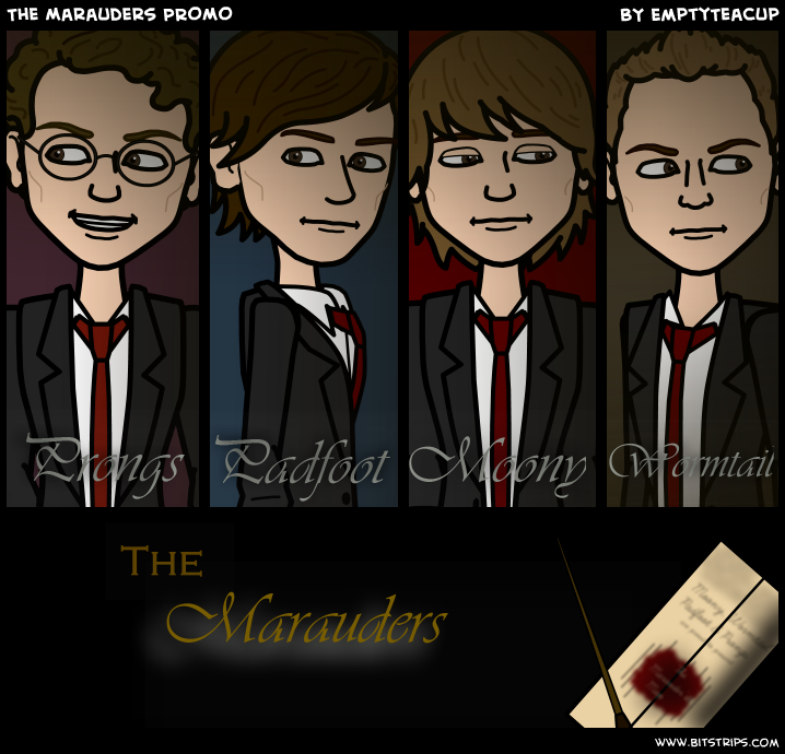 The Marauders PROMO