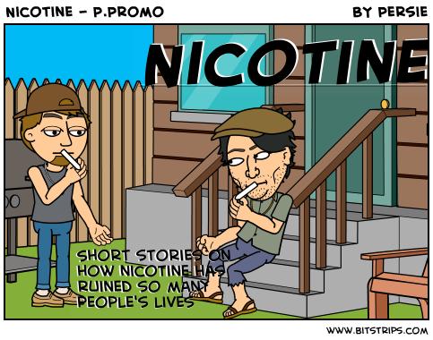 Nicotine - P.Promo