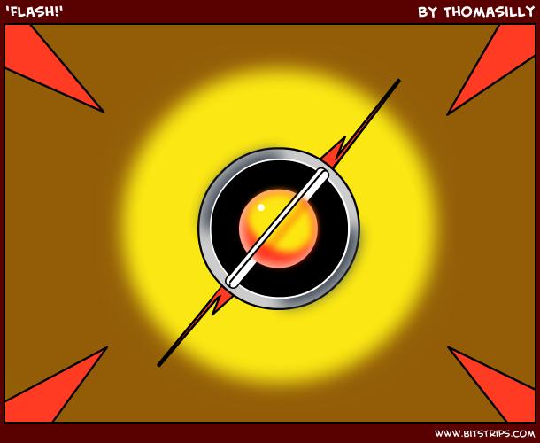 'Flash!'