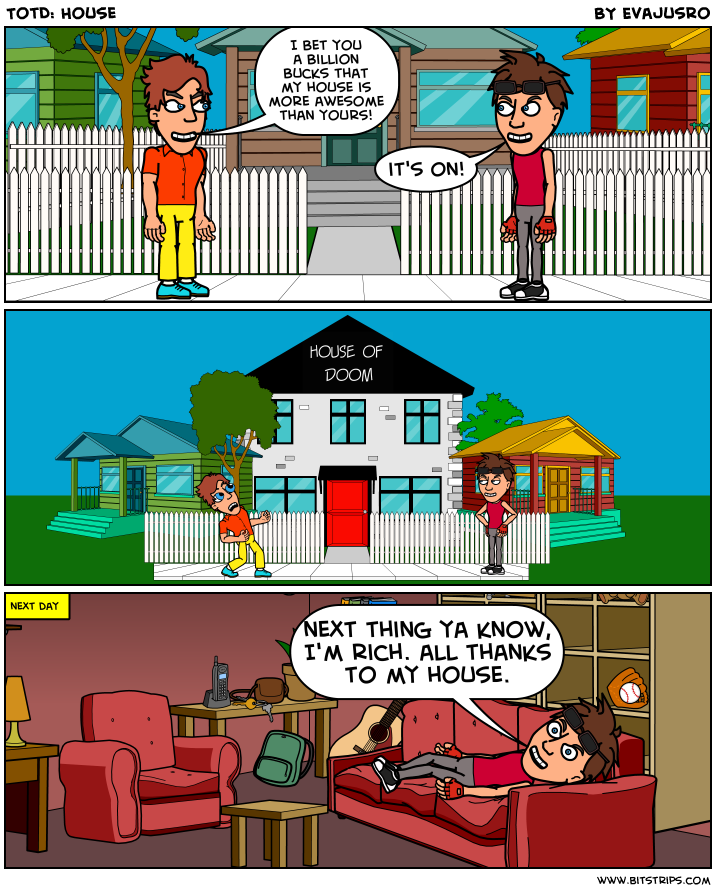 TotD: House