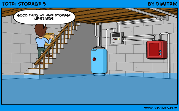 TotD: Storage 5