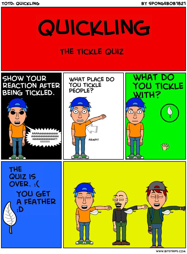 TotD: Quickling