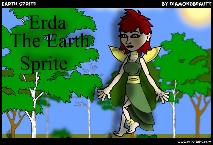 Earth Sprite