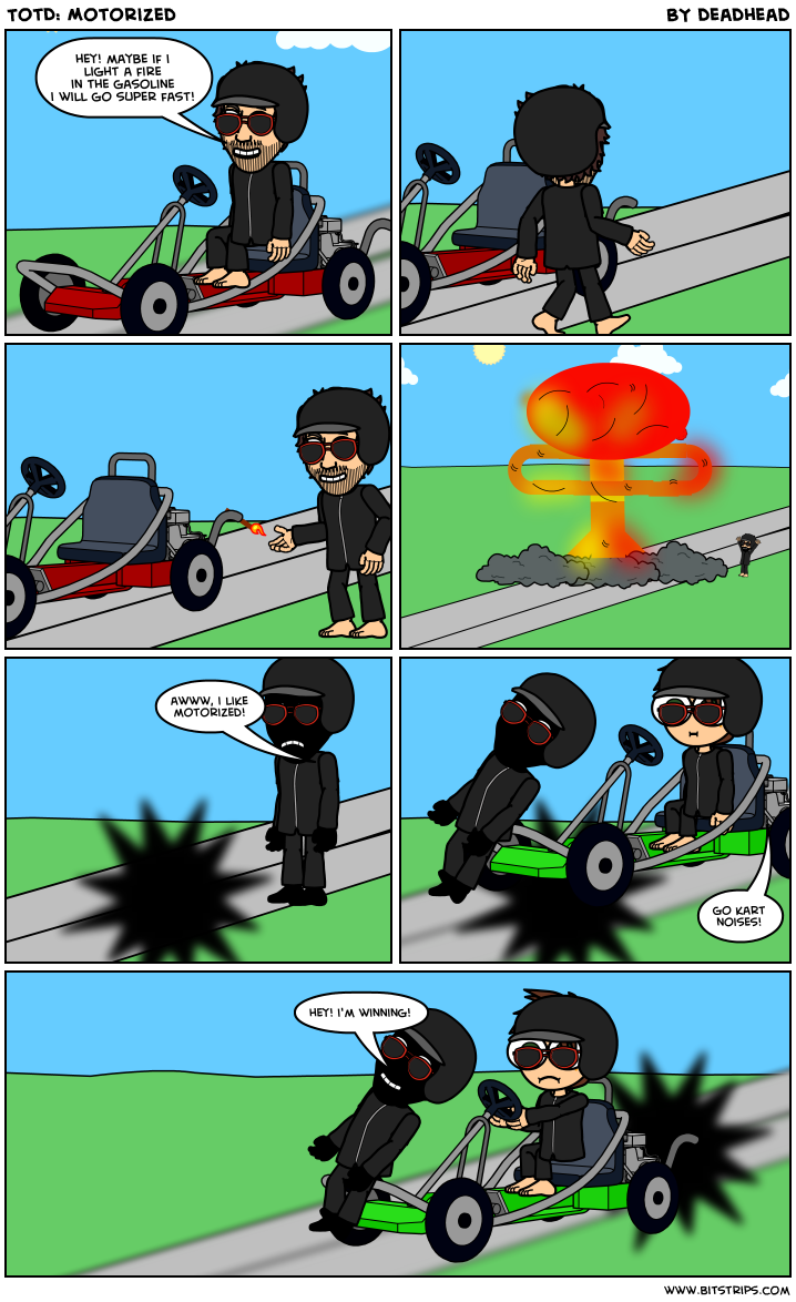 TotD: Motorized