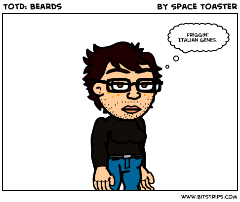 TotD: Beards