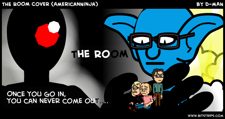 THE ROOM Cover (AmericanNinja)