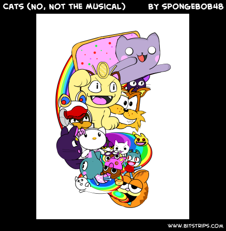 Cats (No, Not the Musical)