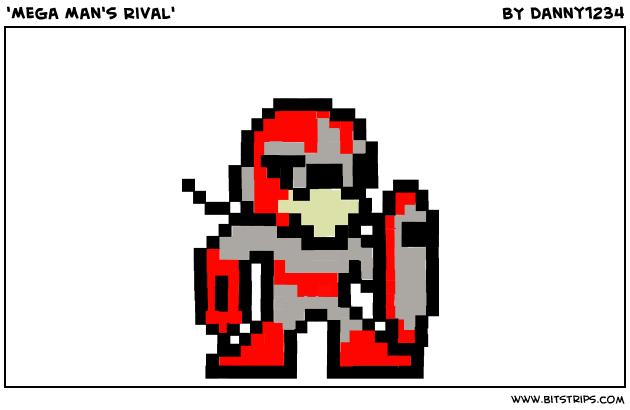 'Mega Man's Rival'