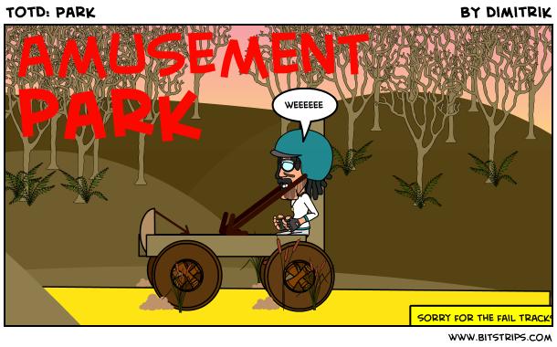TotD: Park