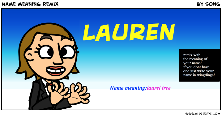 laurel name meaning