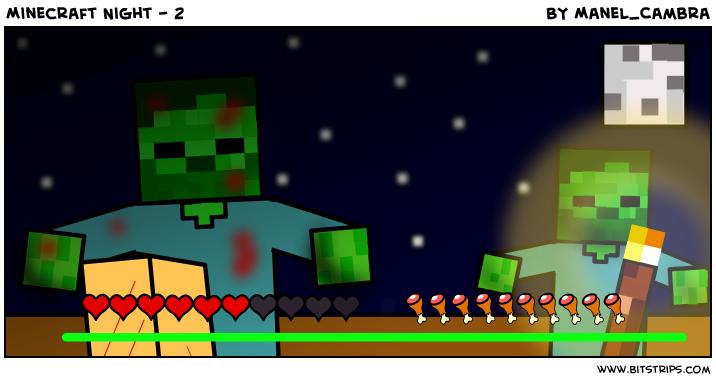 Minecraft Night - 2