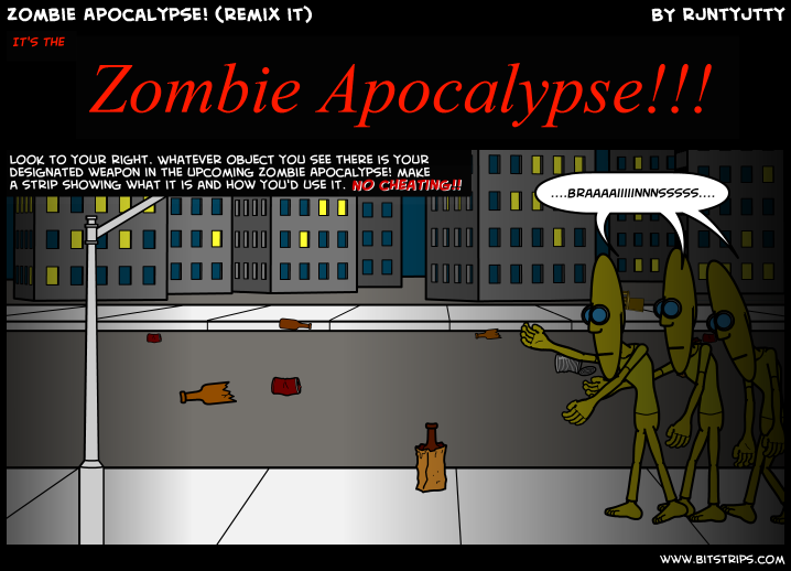 Zombie Apocalypse! (remix it)