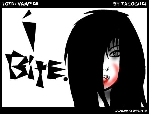TotD: Vampire