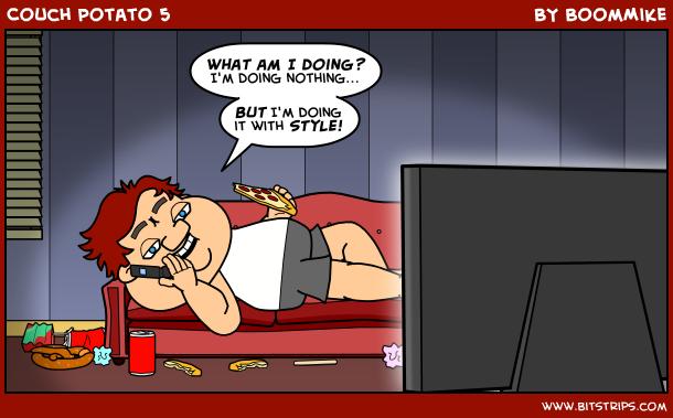 Couch Potato 5