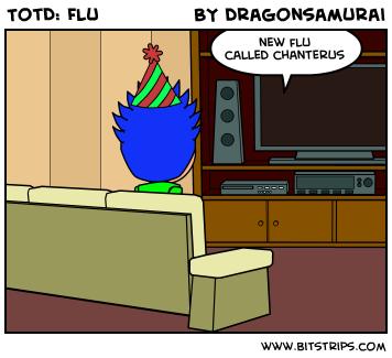 TotD: Flu