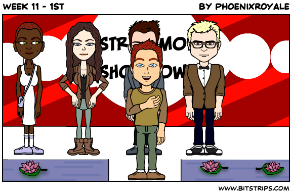 Model Showdown // EPISODE 12: This is not Bitstrips Finding Perfect ...