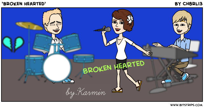 'Broken Hearted'