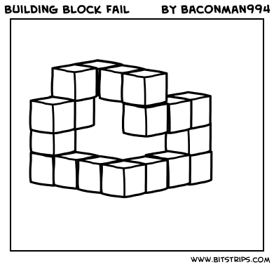 Building Block Fail