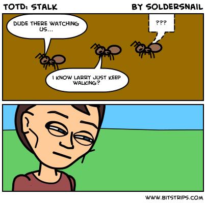TotD: Stalk