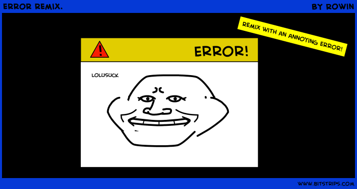 error remix.