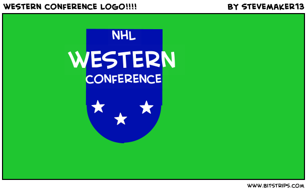 western conference logo!!!!