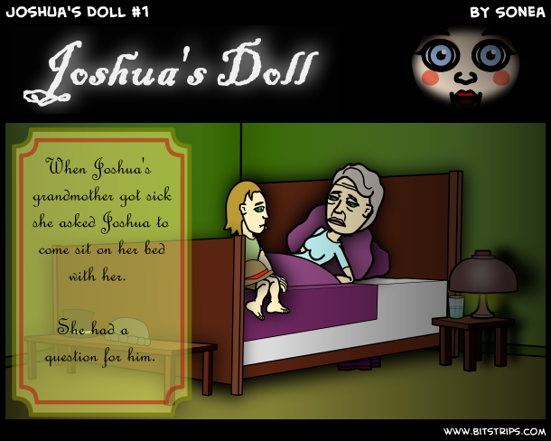 Joshua's Doll #1