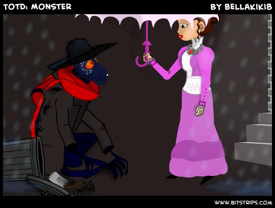 TotD: Monster