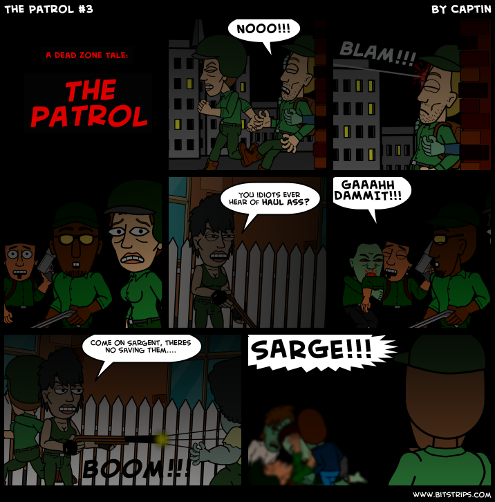 The Patrol #3