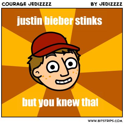 courage jedizzzz