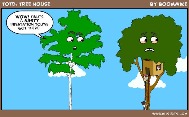 TotD: Tree House