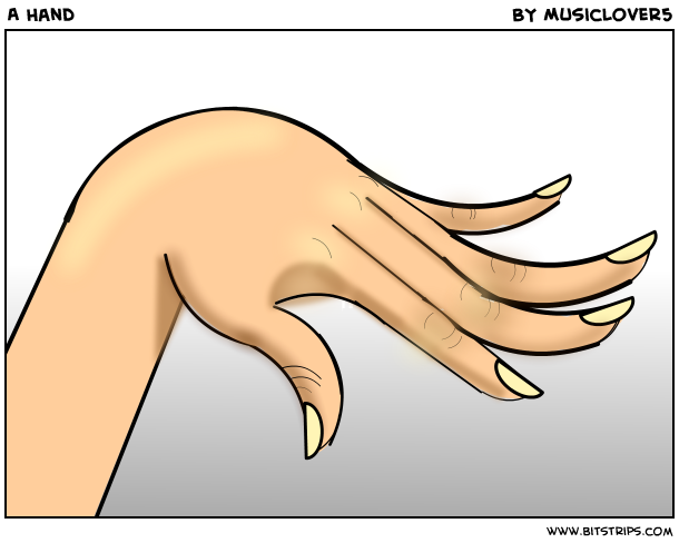 A Hand