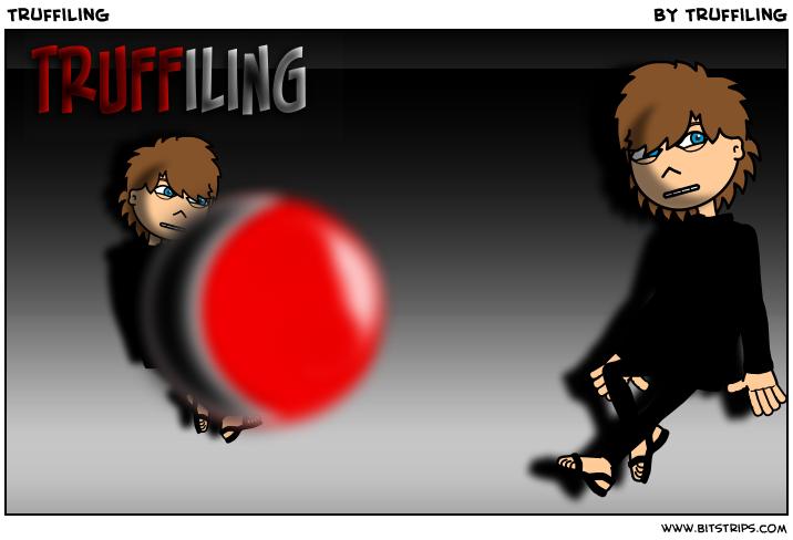 Truffiling