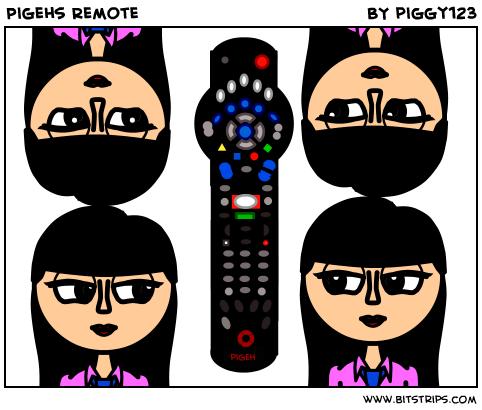 Pigehs Remote