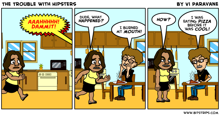 The Trouble with Hipsters