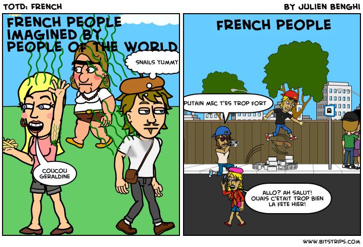 TotD: French