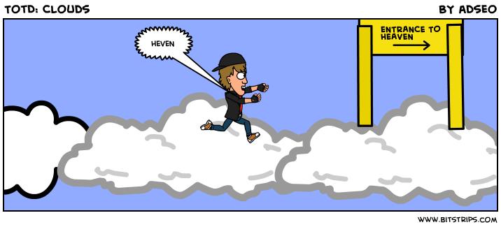 TotD: Clouds