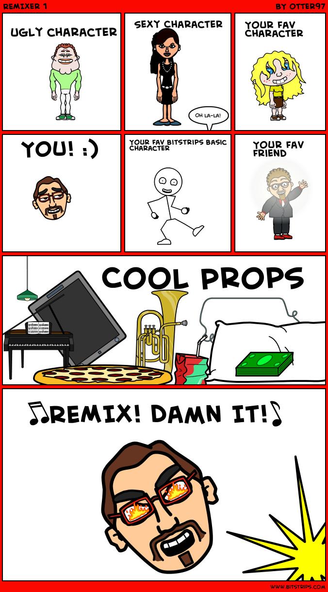 REMIXer 1