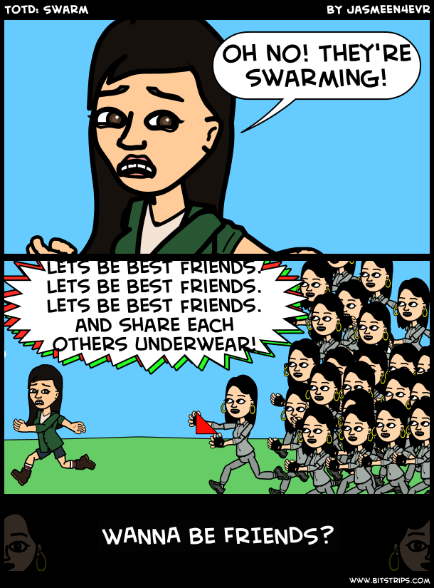 TotD: Swarm
