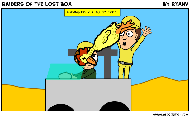 Raiders of the Lost Box