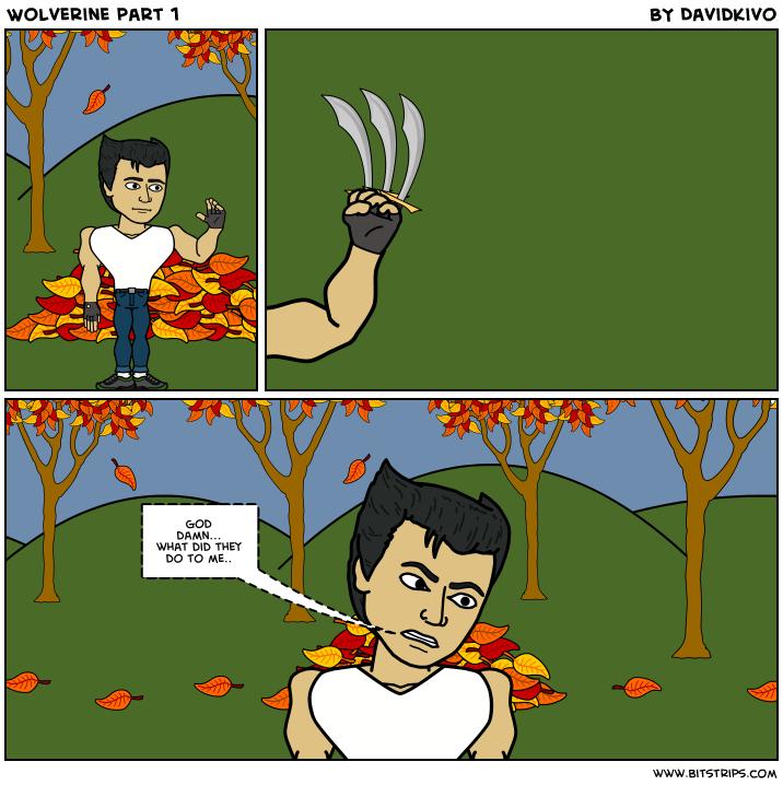 Wolverine part 1