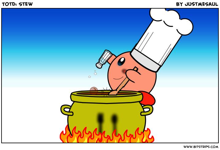 TotD: Stew