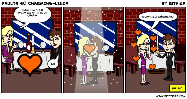 PAULY`S SO CHARMING-LINDA