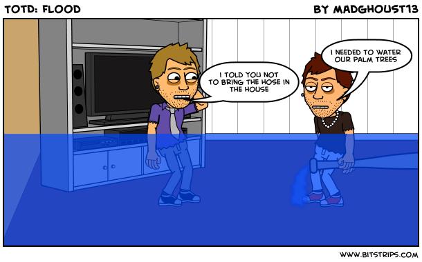 TotD: Flood
