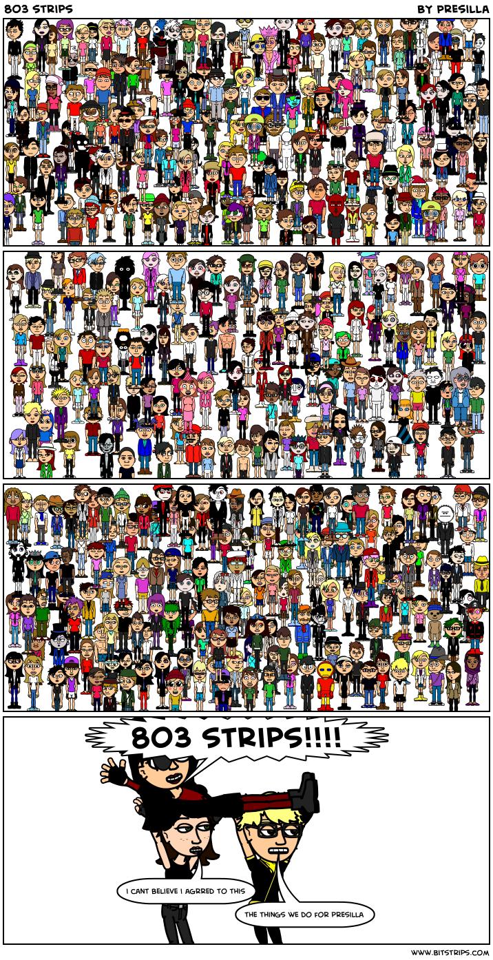 803 strips