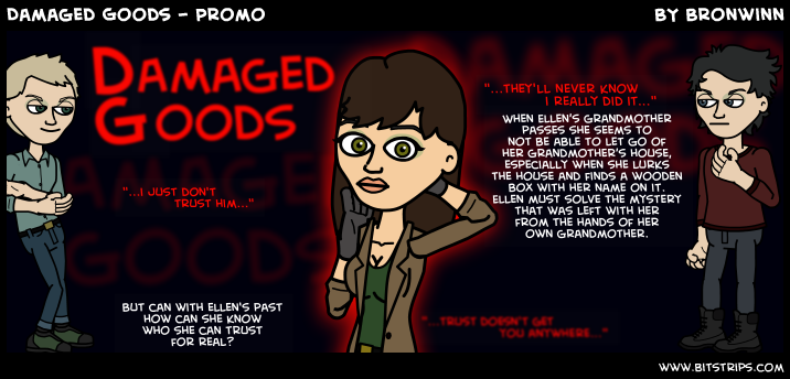 Damaged Goods - Promo