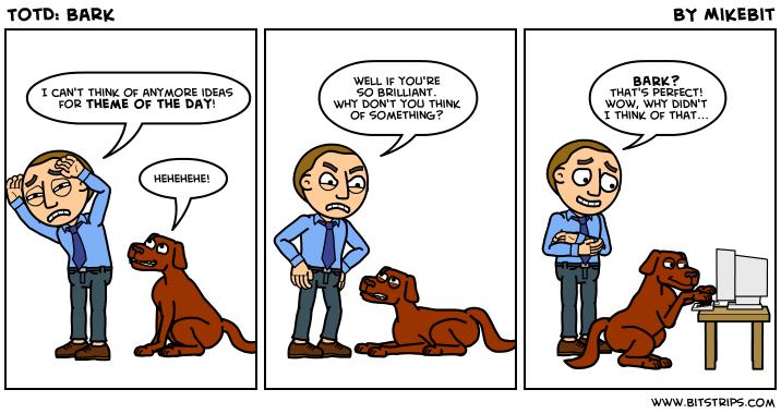 TotD: Bark