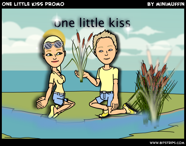 one little kiss promo