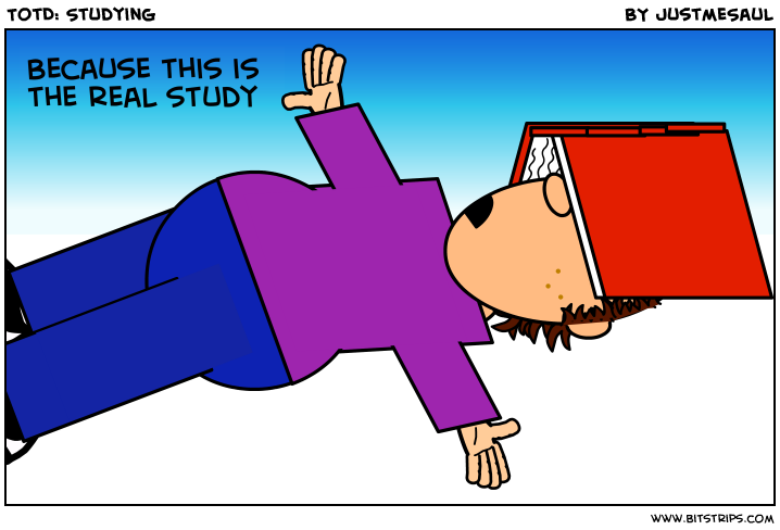 TotD: Studying