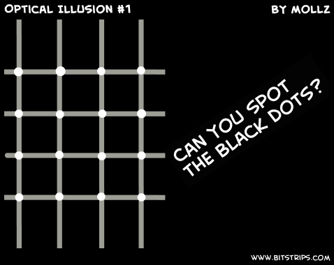 Optical Illusion #1